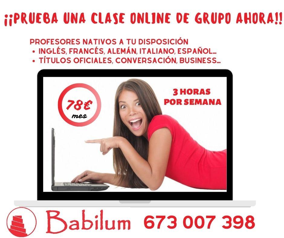 Babilum prueba online gratis
